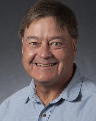 Headshot of John Brady